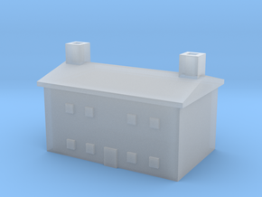 1/700 Farm House 2 in Smooth Fine Detail Plastic