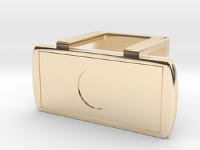Webcam Cover - Logitech C920 in 14K Gold