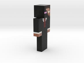 6cm | MrSamCraft in Full Color Sandstone