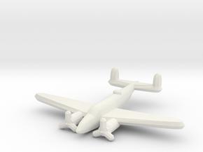 Lockheed PV-1 Ventura 1/900 in White Natural Versatile Plastic