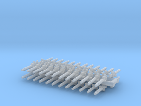 1/144th Lewis Guns in Smooth Fine Detail Plastic