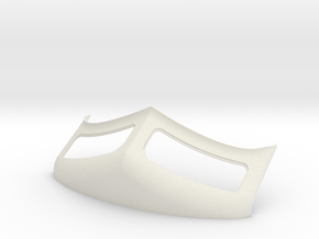 1-12 Cab FL9 Windshield 2mm in White Strong & Flexible