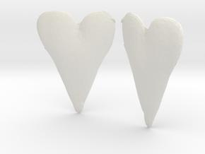 Archipelis Designer Model in White Natural Versatile Plastic