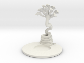 AnataSesha08 in White Natural Versatile Plastic