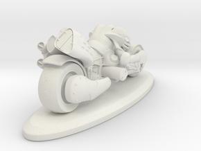 Fenrir FF7 AC in White Natural Versatile Plastic