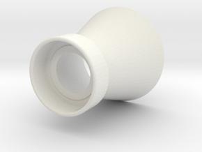 PING ULTRASONIC RANGE FINDER RANGE EXTENDER in White Natural Versatile Plastic