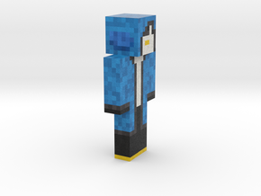 6cm | CoolMinecrafterx in Full Color Sandstone