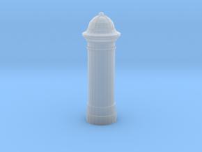 Litfaßsäule (N 1:160) in Smooth Fine Detail Plastic