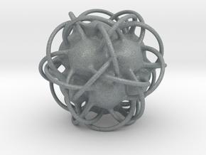 Life Pod in Polished Metallic Plastic