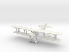 1/200th Spad S.XI in White Natural Versatile Plastic