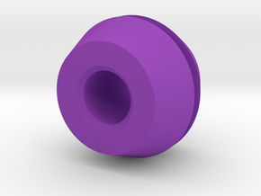 ElectricalMountingGrommet in Purple Strong & Flexible Polished