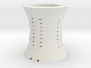 spacer2 in White Natural Versatile Plastic
