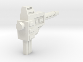 Sunlink - Prime: Running Amuck Cannon in White Natural Versatile Plastic