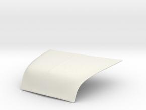 bonnet in White Strong & Flexible