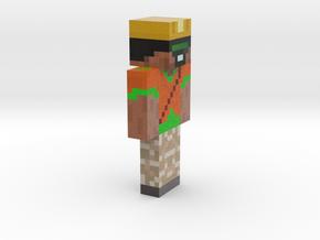 6cm | Mayor_Pebody in Full Color Sandstone