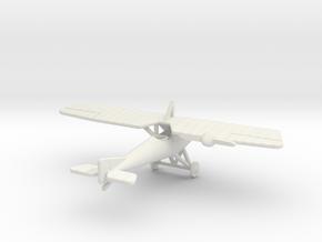1/200 Morane Saulnier P in White Natural Versatile Plastic