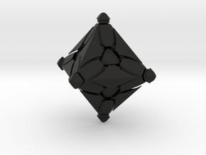Octadot Puzzle in Black Strong & Flexible