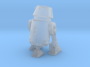 1/48 O Scale Robot-5 3-leg in Frosted Ultra Detail
