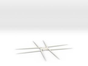 isq1 in White Natural Versatile Plastic