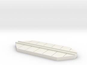 walkway  base cutaway in White Natural Versatile Plastic