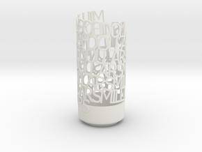 Millions of Dollars in White Natural Versatile Plastic