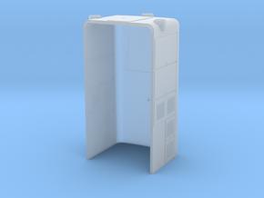 MT Front Kort in Smooth Fine Detail Plastic
