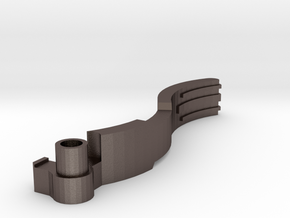 Rem Noiseless lever V4 in Stainless Steel