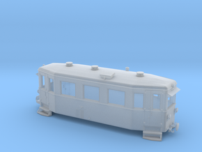 T7 der MEG / Selfkantbahn (1:87) in Smooth Fine Detail Plastic