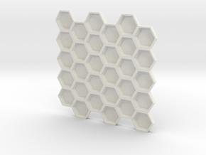 1/144 Russian Tarmac Small in White Natural Versatile Plastic