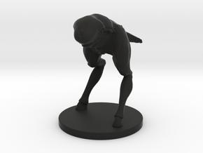 1 Inch Createn in Black Strong & Flexible