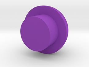 Screwdriver   Blue Tip 1 in Purple Processed Versatile Plastic
