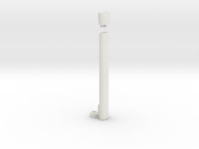 FM Mast M 1/32 in White Natural Versatile Plastic