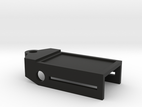 Front Piece for NWP2 Vario Chassis in Black Natural Versatile Plastic