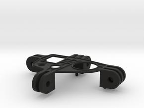 GoPro Multi Mount in Black Natural Versatile Plastic