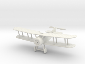 1/144 Sopwith Salamander in White Natural Versatile Plastic