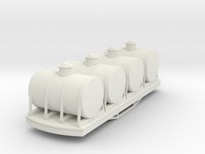 55n9 bogie tank car 4 in White Natural Versatile Plastic