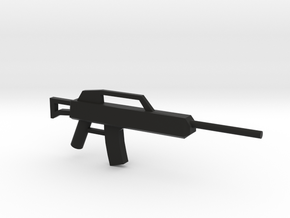 G36 Rifle in Black Natural Versatile Plastic