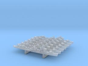 1/2400 IJN DD Fubuki (3+3+1) in Smooth Fine Detail Plastic