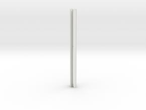 zip1200 lengte 20 m 1:87 in White Natural Versatile Plastic