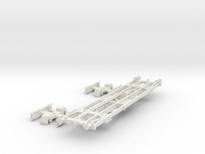 PBR 129Q(O/1:48 Scale) in White Strong & Flexible