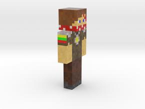 6cm | GodHunter3x in Full Color Sandstone