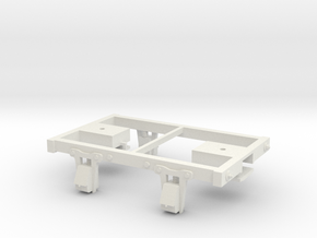 5.5n3 8ft 4w chassis  in White Strong & Flexible