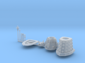 Dalek Supreme Sprue 016c in Smooth Fine Detail Plastic