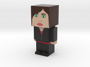 Gwen Cooper (Doctor Who) in Full Color Sandstone
