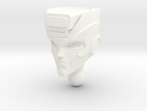 CHROMIA homage Tempest Head for RID RC in White Processed Versatile Plastic