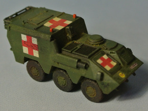 Pegaso BMR-M1 Ambulancia escala N in Frosted Ultra Detail
