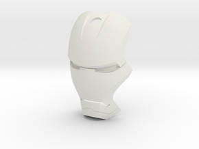 IronKey in White Natural Versatile Plastic