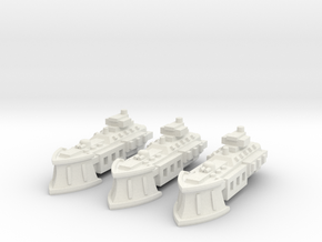 BFG Imperial System Cutter (x3) in White Strong & Flexible