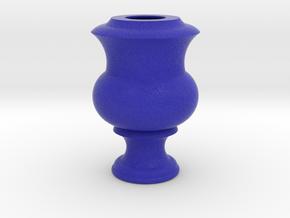 Flower Vase_18 in Full Color Sandstone