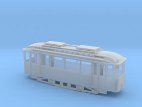 Tram Leipzig Typ 22s Pullmanwagen (1:160 )N in Smooth Fine Detail Plastic